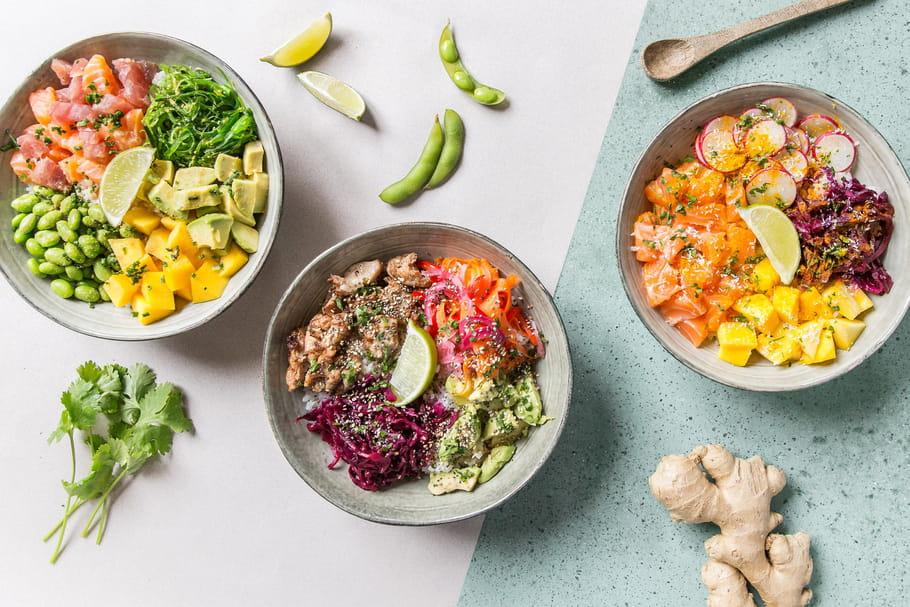 Uber Eats lance Maison Poké, un restaurant 100% virtuel