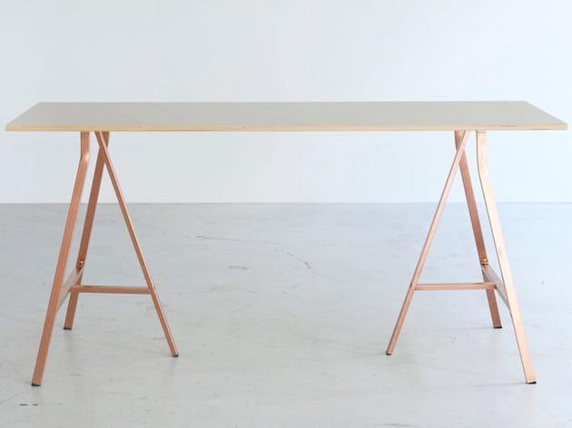 Plateau et tréteaux Brakig d'IKEA
