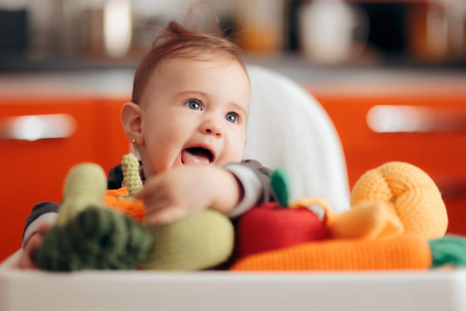 Quel aliment donner à un bébé de 6mois?