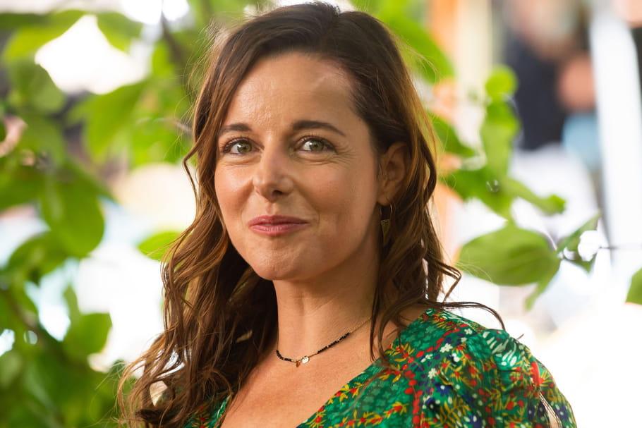 """Laure Calamy: """"Je voulais devenir vétérinaire ou… Diane Fossey"""""""