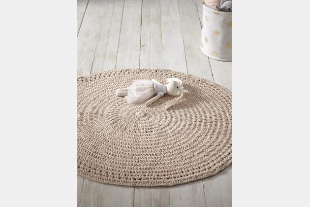 Tapis Crochet par Cyrillus