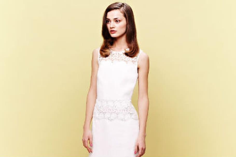 77cdffb8ef659 Cristina Cordula : Comment bien porter la robe blanche ?