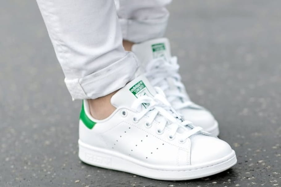 adidas stan smith femme verte scratch