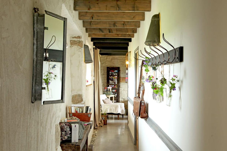 couloir couleur m tal. Black Bedroom Furniture Sets. Home Design Ideas