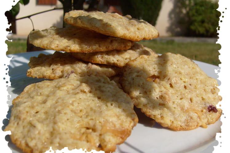 Cookies au muesli fraise/yaourt ( Allemagne)