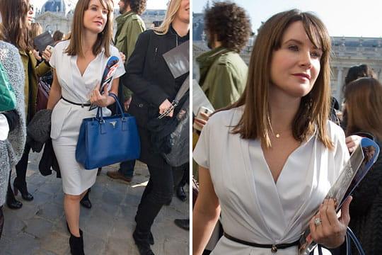 Fashion week : les street looks des défilés parisiens PAP automne-hiver 2011-2012 74