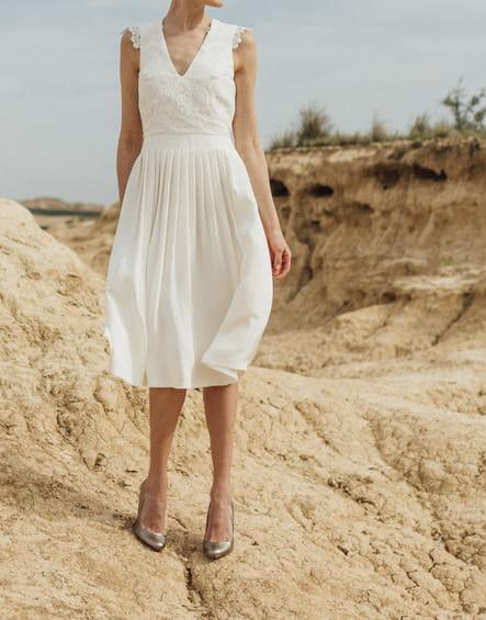 Robe de mariée Diana, Atelier Anonyme