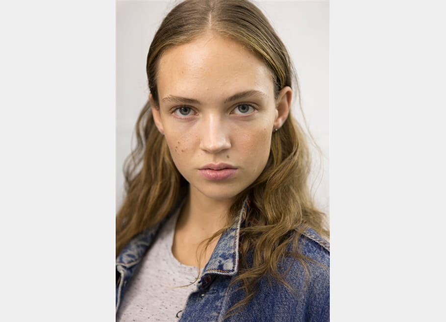 Isabel Marant (Backstage) - Printemps-été 2017