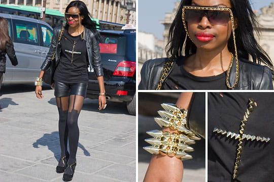 Fashion week : les street looks des défilés parisiens PAP automne-hiver 2011-2012 63