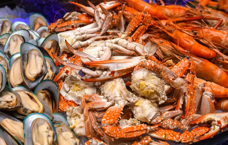 Tout sur les fruits de mer: les choisir, les conserver, les cuisiner...