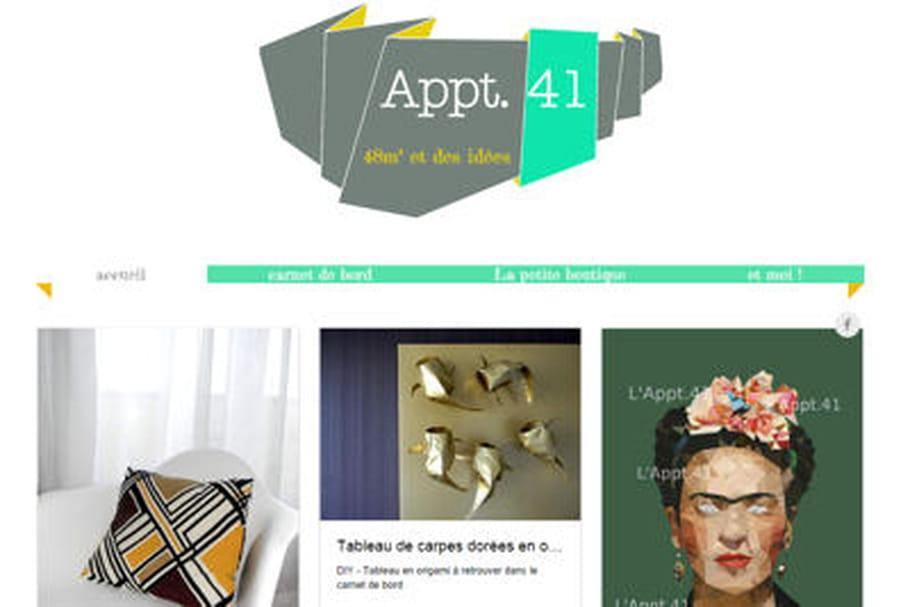 Le blog du moment : Appt. 41