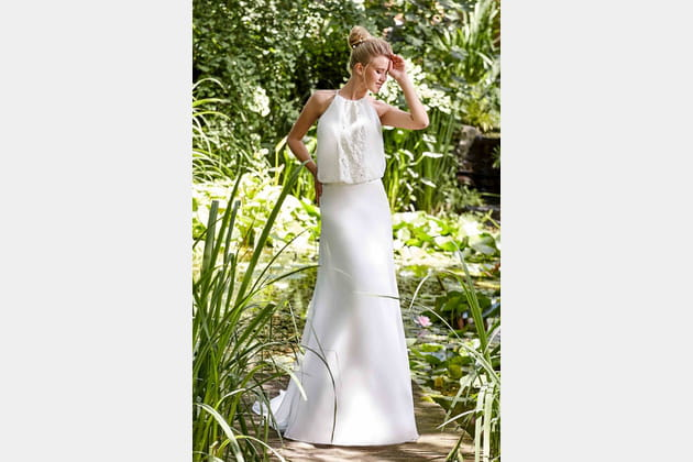 Robe de mariée Donata de Point Mariage