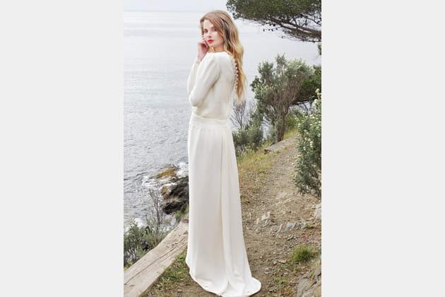 Robe de mariée Emmie, Caroline Takvorian