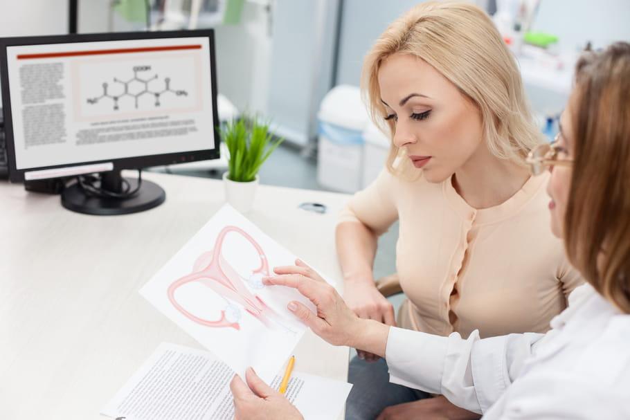 Le stérilet (DIU) hormonal: pose et contre-indications