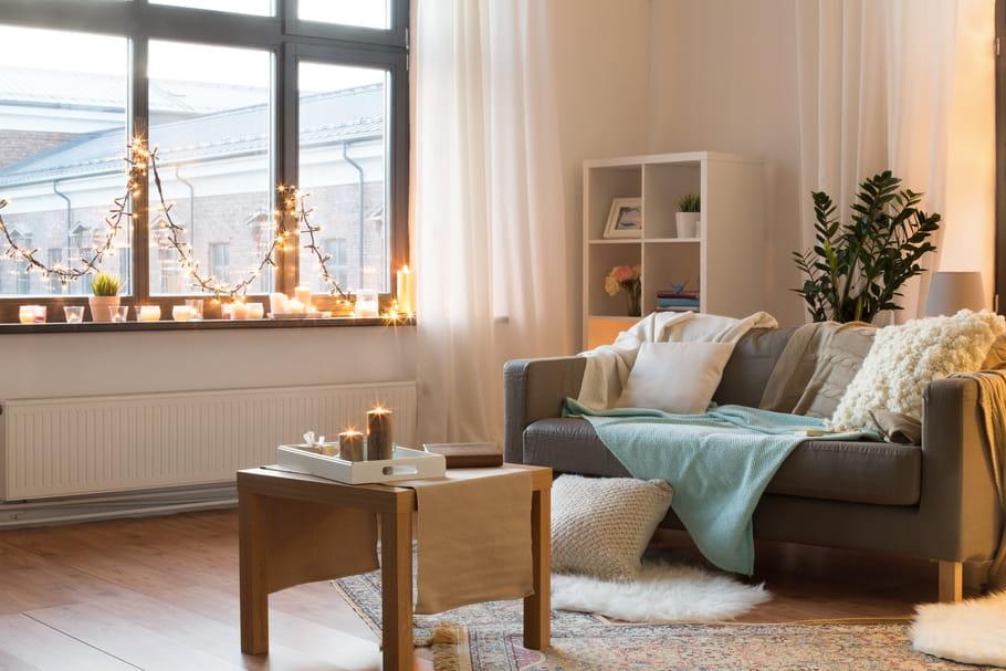 Salon cocooning: idées et inspirations pour une déco cosy