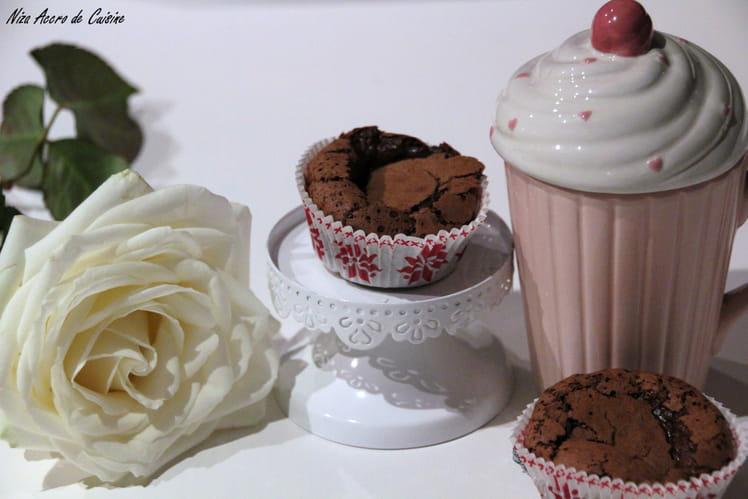 Petits fondants au chocolat