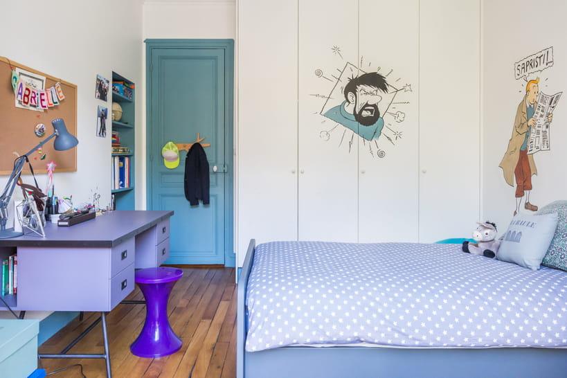 chambre de fille comment d corer sans tomber dans le tout rose. Black Bedroom Furniture Sets. Home Design Ideas