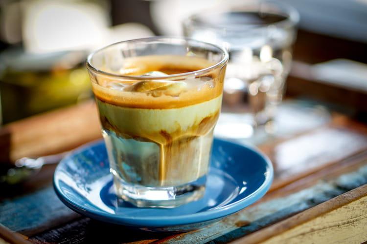 Café frappé : la meilleure recette