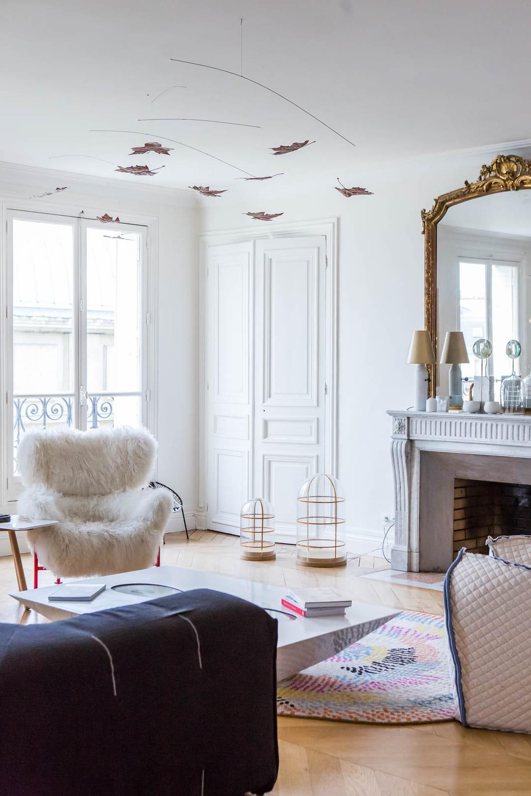 7 id es pour gayer un plafond. Black Bedroom Furniture Sets. Home Design Ideas