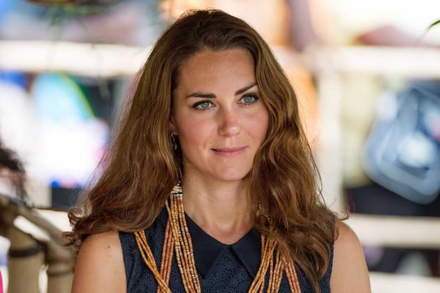 Kate Middleton: la chevelure naturelle