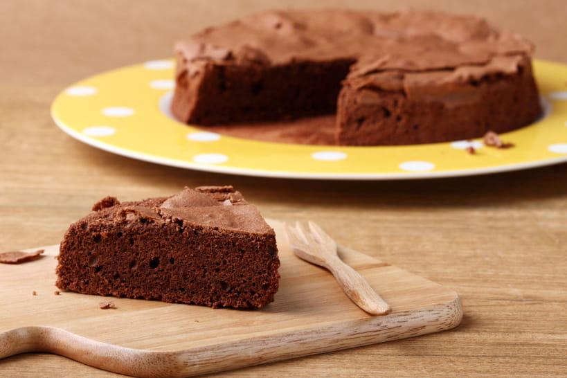 45recettes de gâteaux au chocolat