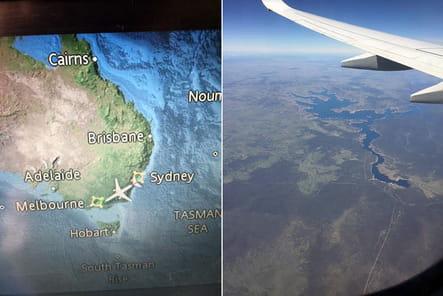 Melbourne, j'accours, je vole !