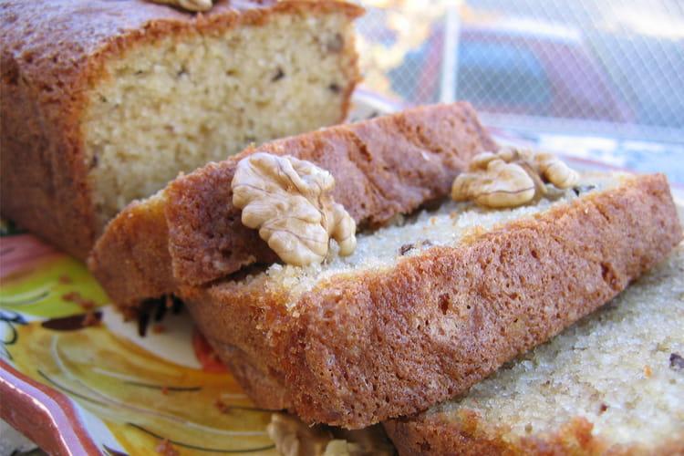 Cake aux noix et au Porto