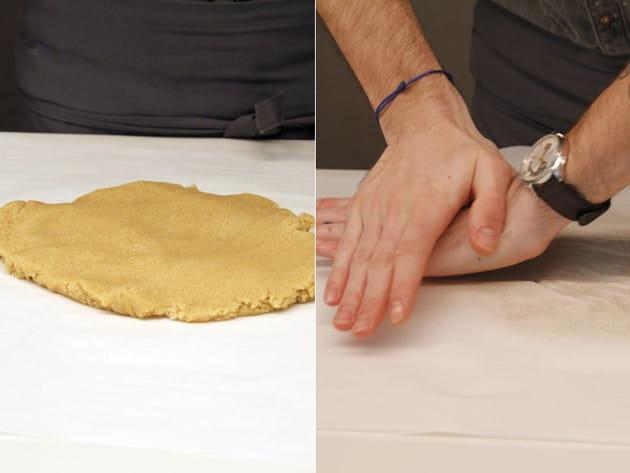 La pâte à craquelin