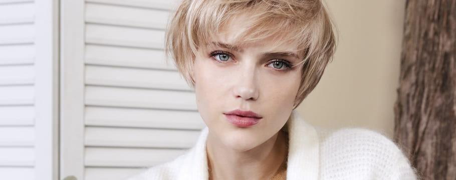 Cheveux Courts Trouver Des Modèles De Coupes