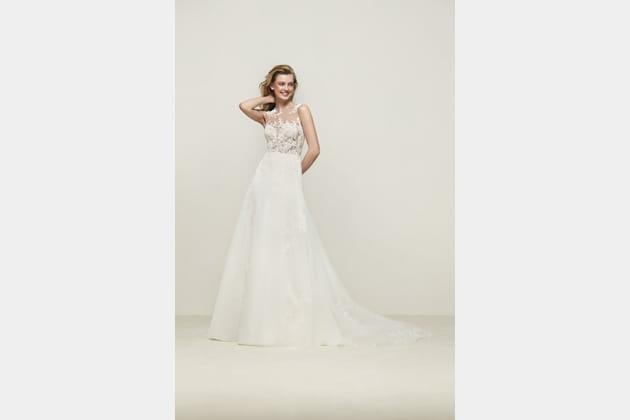 Robe de mariée Druelia de Pronovias