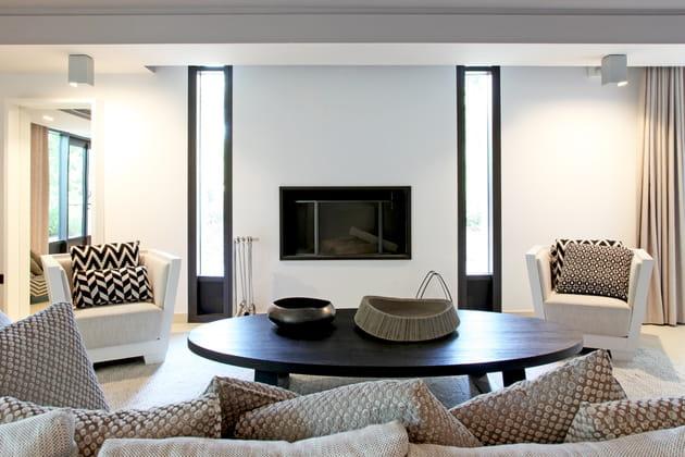 Black & white symétrique