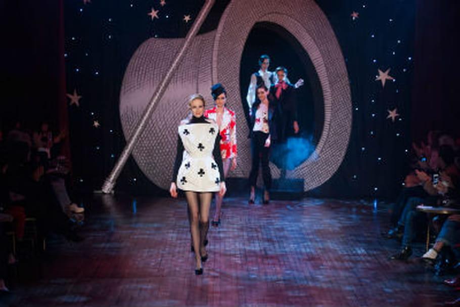 Défilé Olympia Le-Tan: la pause magique de la fashion week