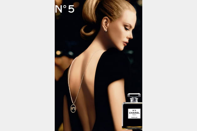 La campagne Chanel N°5de 2005