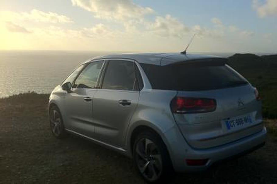 J'ai testé le nouveau Citroën C4 Picasso 2013