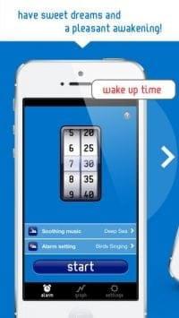 Top applis santé et forme : Good Night's Sleep Alarm, PumpUp