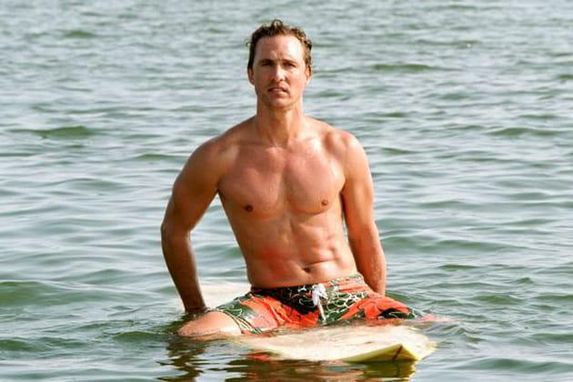Matthew McConaughey, le mâle