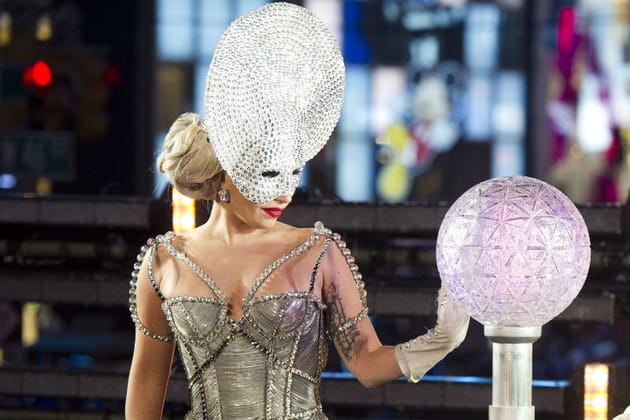 Lady Gaga, giga star