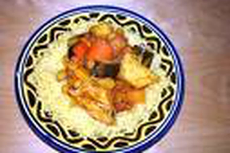Couscous traditionnel
