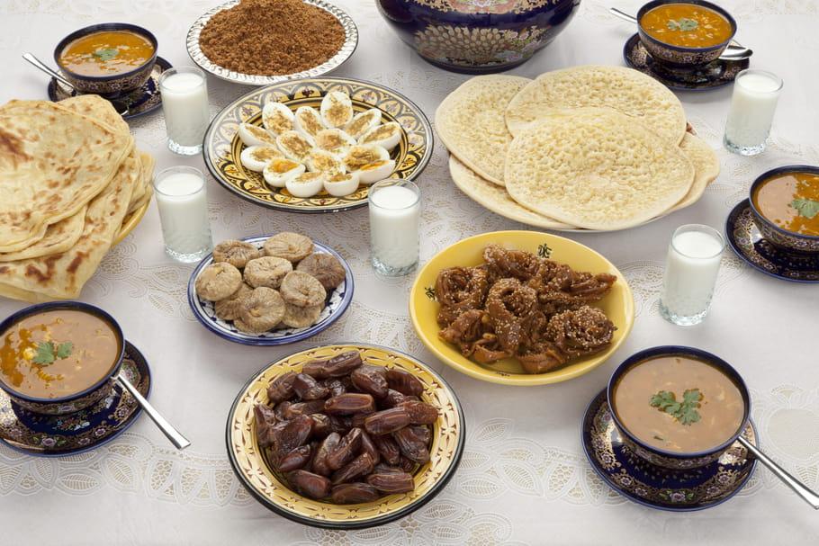 Bien gérer ses repas pendant le ramadan