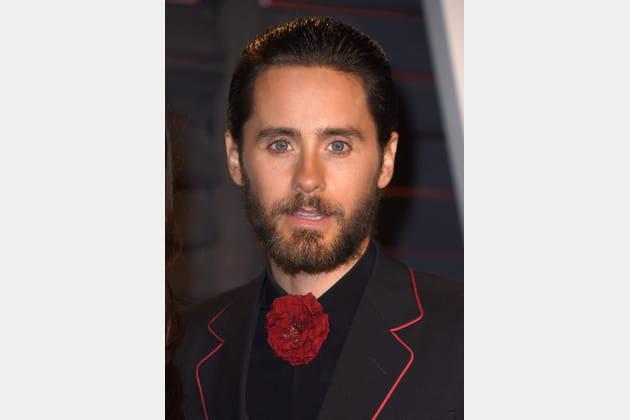 Jared Leto avec une barbe