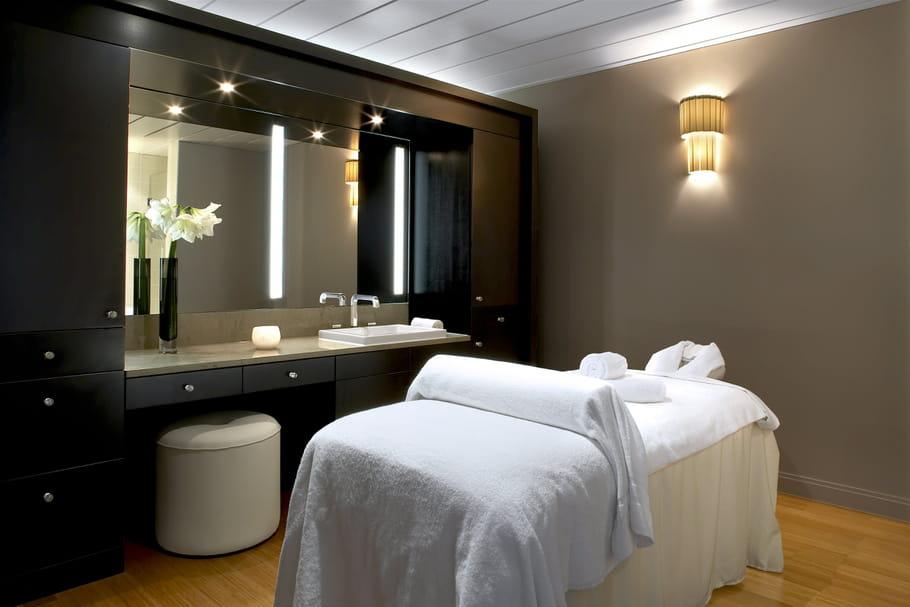 J'ai testé le soin Body Lift au spa Guerlain du Trianon Palace Versailles