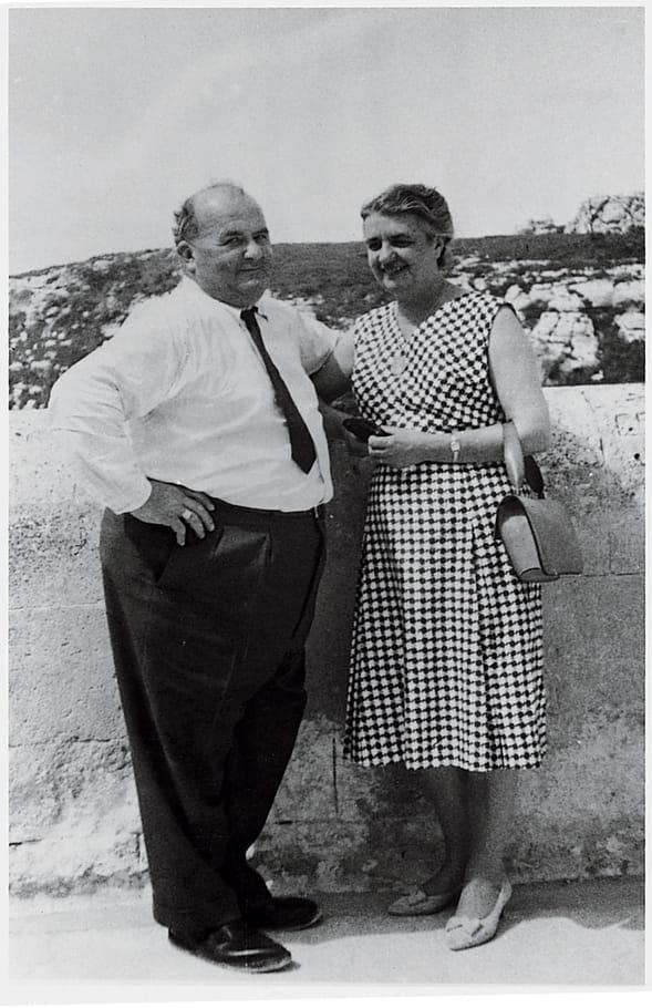 Georges et Irma Bocuse