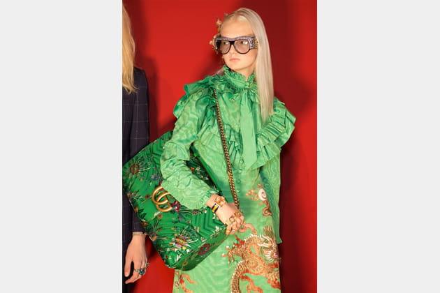 Gucci (Backstage) - photo 65