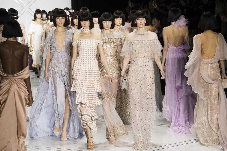 Haute couture automne-hiver 2017-2018, le calendrier des défilés à Paris