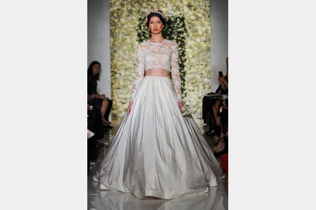 L'ensemble de mariée Reem Acra