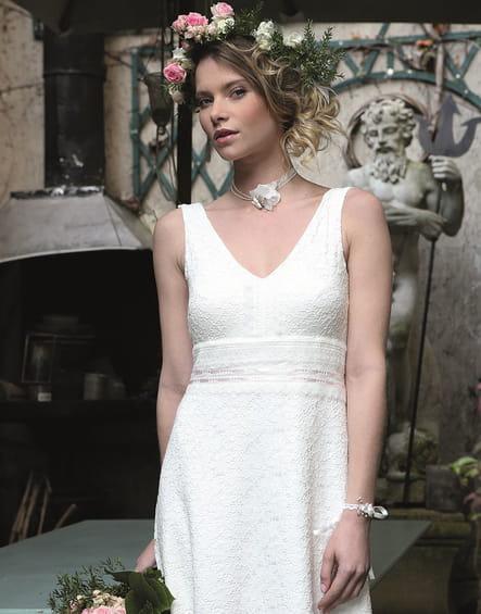 Robe de mariée Isabelle