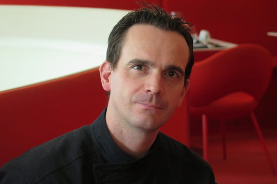 Guillaume Tison-Malthé, aux fourneaux de L'Opéra Restaurant