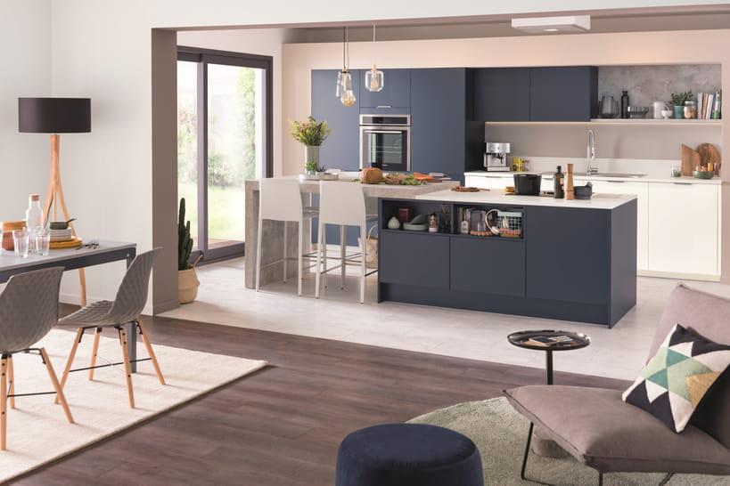 La cuisine socoo 39 c se d voile en 22 mod les - Voir des modeles de cuisine ...
