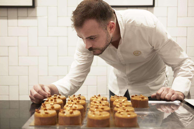 Kevin Lacote, pâtissier en pleine ascension