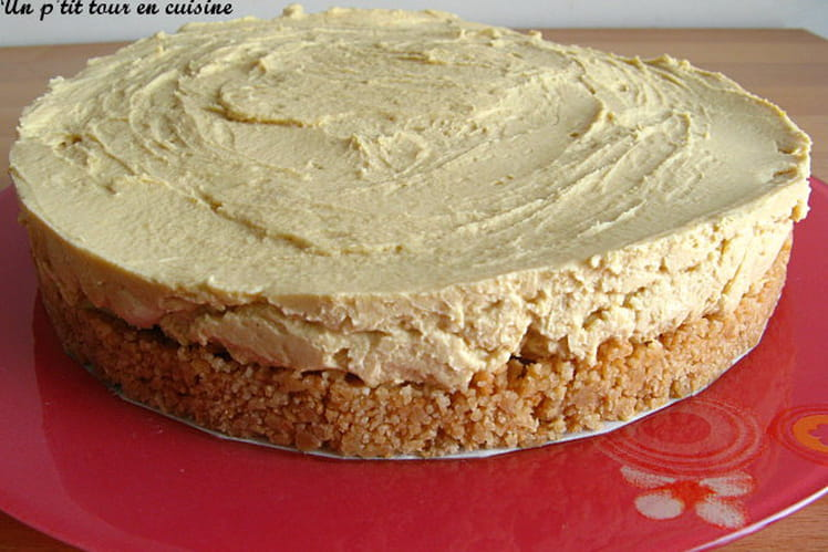 Cheesecake version tiramisu